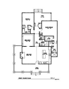 Allison Ramsey Architects - House Plans in All Styles for All Regions : Popular Photos : This plan is 2512 Heated Square Feet, 3 Bedrooms an...