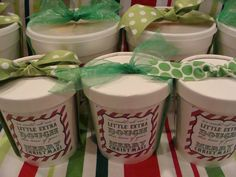 "Gifts for neighbors @ christmas...everyone could use some extra ""dough"""