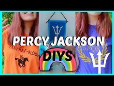 Percy Jackson +Heroes Of Olympus DIYS! ⚡️ - YouTube
