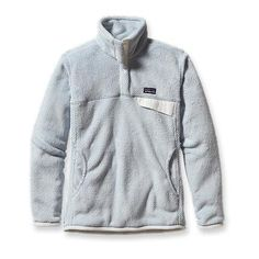 Patagonia Women's Re-Tool Snap-T® Fleece Pullover (preferably cream / for Denver with J.Crew shorts)
