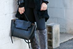 Fur Leather Suede + Press Features | Style MBA