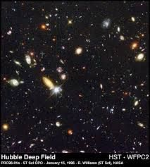 Lots of Galaxies, so many in the Universe.