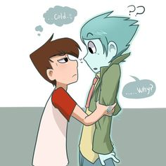 Dude That's My Ghost ohthree Ghost Singer, Dude Thats My Ghost, Klance Comics, Danny Phantom, Anime, Fan Art, Deviantart, Confused, Drawings