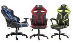 Groupon - Morpheus or Office Racing-Style Chair in Choice of Colour With Free Delivery. Groupon deal price: £69.98