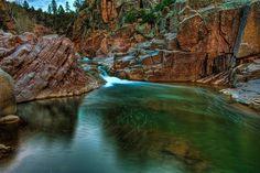 Payson AZ East Verde River