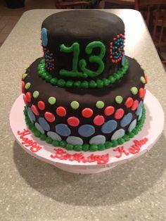 Cake! Happy Birthday!