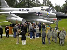 After waiting nearly 25 years, Little Rock Air Force Base has added a Convair B-58 Hustler to the historical aircraft on display at the base, becoming the only non-museum, active-duty base to own...