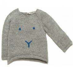 Oeuf NYC - Bunny Sweater - Oeuf NY - Baby clothing, maternity and baby shower gifts