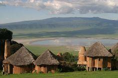 Parques nacionales de Tanzania (Ngorongoro, Serengeti, Selous...)