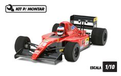 RC Ferrari 643 F104W