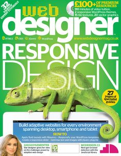 Web Designer Mag (UK)