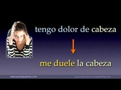 """▶ Verbo """"Tener"""" - How to use it - YouTube"""