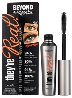 'Authentic Benifit They're Real Beyond Mascara' is going up for auction at  9am Thu, Jul 18 with a starting bid of $1.