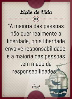Liberdade...