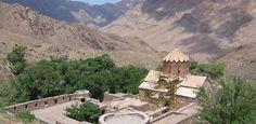Monastero Armeno di Santo Stefano, Giulfa, Iran #MustSeeIran