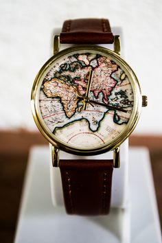 Map Watch Face