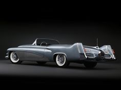 1951 Buick LeSabre Concept Car (by Auto Clasico).