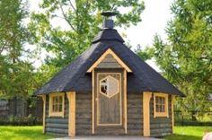 Fass Sauna - Grillkota MW9.2