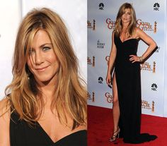 Obsessed with this dress... Thank you Valentino, and Jennifer Aniston
