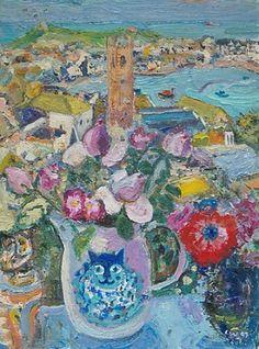 St.Ives, Linda Weir.