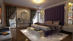 Unique and Nice Bed Ideas to Try: Gorgeous Bedroom Design Bed Ideas Country…