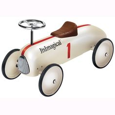Mini Grand Prix Car for Kids Old Fashioned Toys, Cafe Racing, Kids Bicycle, Everyday Hacks, Soap Boxes, Ride On Toys, Pedal Cars, Nursery Neutral, Tricycle