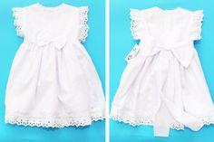 Esta preciosidad, el vestido de talle alto de la marca El vestidor de Blanca, en rebajas 48,10€, en vez de 74,00€!