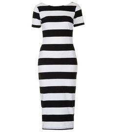 Une robe midi Top-shop