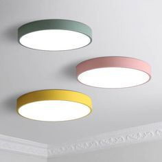 Ceiling Lights Back To Search Resultslights & Lighting Dedicated Multicolor Ultra-thin Led Round Ceiling Light Modern Panel Lamp Lighting Fixture Living Room Bedroom Kitchen Remote Contro