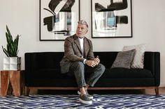 Bir Erkek Giyim İkonu: Nick Wooster