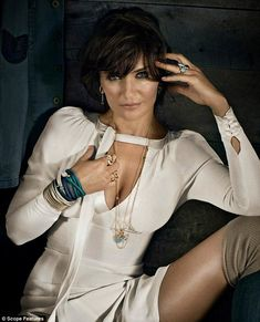 Helena Christensen's stylish new Ole Lynggaard jewellery campaign is sure to turn some heads
