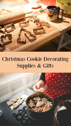 Christmas Cookie Decorating Supplies and Gifts | The Jenny Evolution