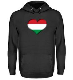 Ungarn Herz Flagge T-Shirt Haiti, Taiwan, Unisex, Hoodies, Sweatshirts, Graphic Sweatshirt, Sweaters, Jackets, Fashion