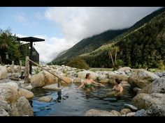 Welcome to Maruia Hot Springs - New Zealands Natural thermal springs and accomodation resort. Spring Spa, Summer, Western World, Plunge Pool, Horse Stables, Rock Pools, I Want To Travel, South Island, Hot Springs