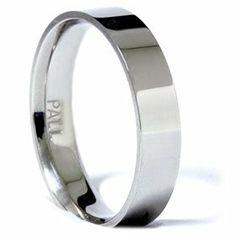 $179.99  for cliff  950 Palladium Solid 4MM Plain High Polished Wedding Ring Mens Womens Band NEW Pompeii3 Inc.,http://www.amazon.com/dp/B005DMC6SY/ref=cm_sw_r_pi_dp_IXhIrb13D70246B2