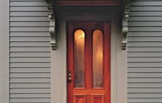All About Wood Entry Doors | This Old House