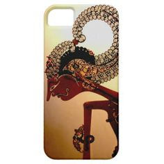 iPhone 5/5S case wayang kulit , mate case