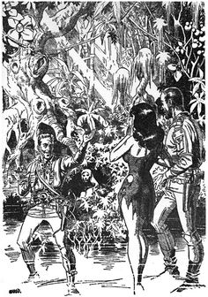 Wally Wood Plant Stories