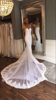 Can't wait to get married Top Wedding Dresses, Perfect Wedding Dress, Bridal Dresses, Bridesmaid Dresses, Prom Dresses, Dresses Elegant, Wedding Goals, Wedding Wishes, Dream Dress