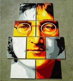 John Lennon by Hector-Monroy