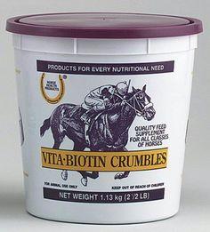 BND 312665 FARNAM CO HORSE HEALTH - Vita Biotin Crumble 75205 by BUYNOWDIRECT. $19.99