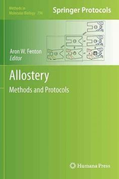 Allostery: Methods and Protocols