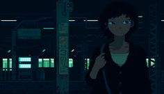 These 8-Bit GIFs Perfectly Capture the Subtle Movements in Everyday Life | BlazePress