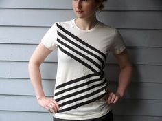 from jessalinb on etsy. I want this shirt, but would prefer it with longer sleeves, perhaps in a men's t-shirt, rather than the short sleeves of women's style.