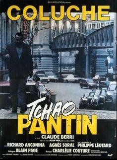 Tchao Pantin (Claude Berri 1983) dans ce film Coluche montre un autre visage de comédien
