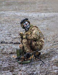 Українаに魅せられて。:現用アゾフの個人装備考察