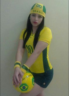 Beijos pra tudos os brasileño e brasileñas