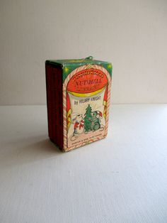 $29, $69, $80 (no dust covers,box corner damageon $29 ittem))Christmas Nutshell Library by Hilary Knight Children's Mini First Edition Box Set