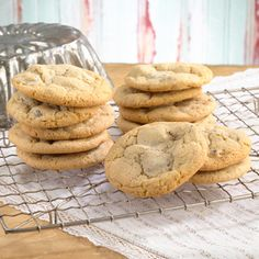 Chocolate Chunk Cookies – Magnolia Bakery Online Store