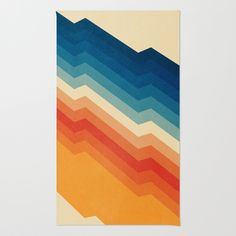 19 New Ideas For Wallpaper Retro Geometric Shape